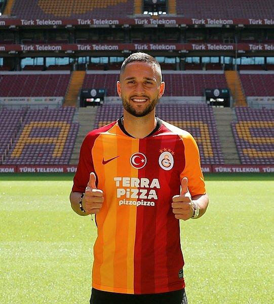 Galatasaray'ın yeni transferi Andone, Kasımpaşa maçında yok