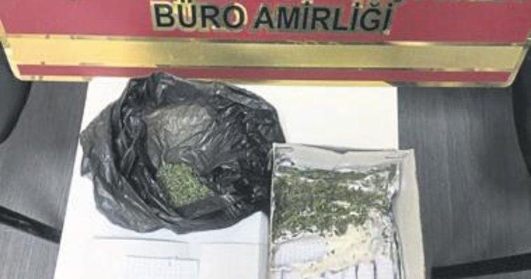 Gaziantep'te uyuşturucu operasyonu yapıldı