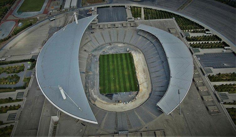 Atatürk Olimpiyat Stadı, Şampiyonlar Ligi finaline hazırlanıyor