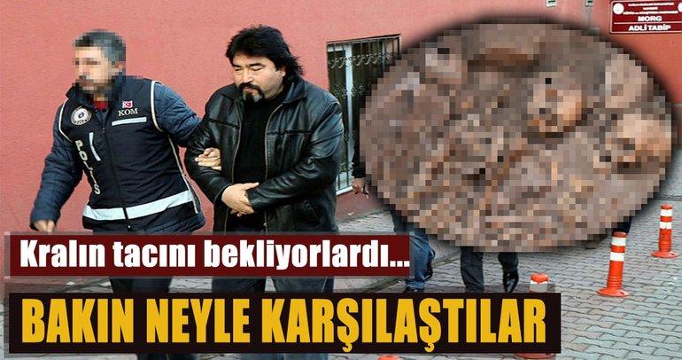 Kayseri'deki lahiti kazıyorlardı: 'Ne yapalım, biz de beklemiyorduk'