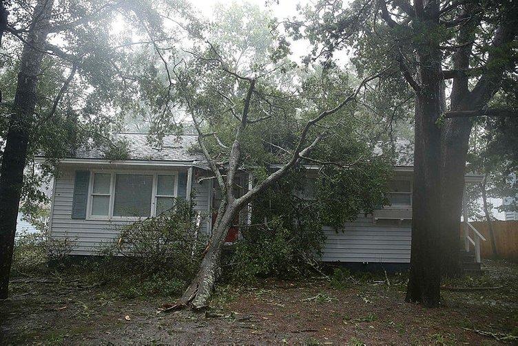 ABD'de Florence Kasırgası can almaya devam ediyor