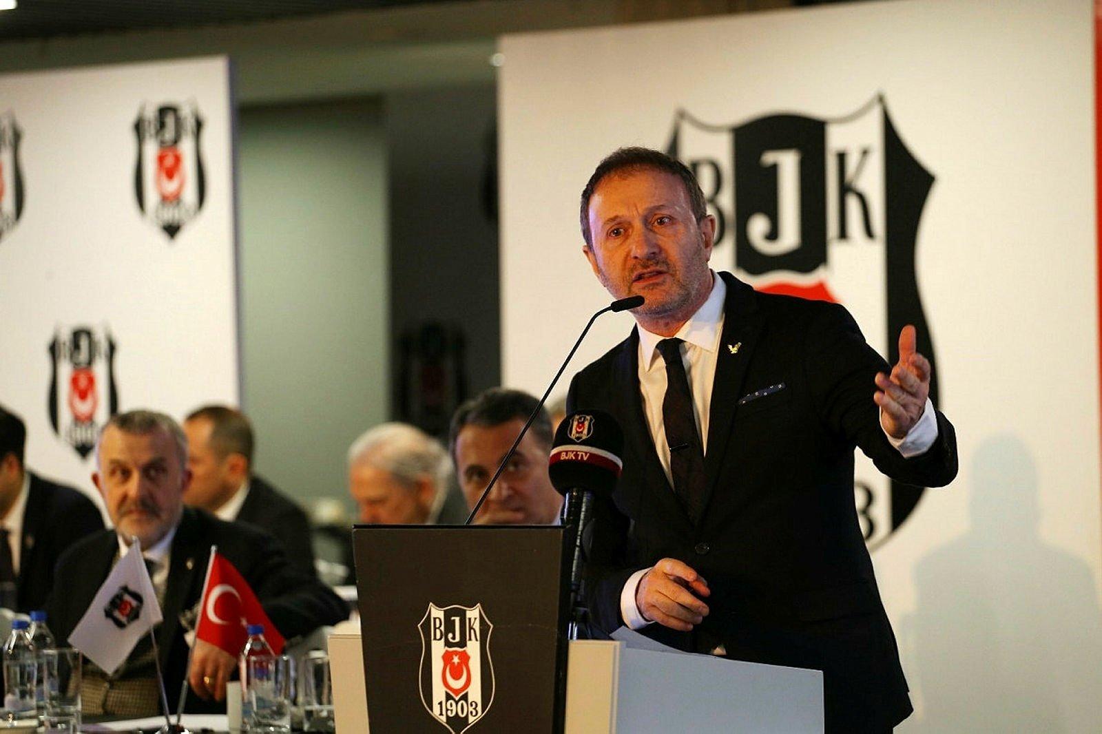 Beşiktaş'ın başkanlık seçimiyle ilgili flaş gelişme