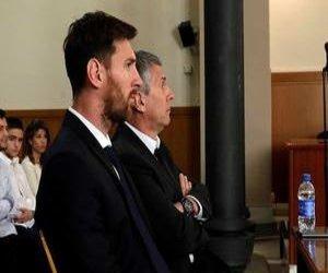 Messi mahkemeye çıktı