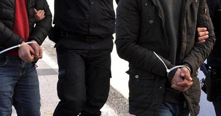 Elazığ merkezli FETÖ operasyonunda 2 tutuklama