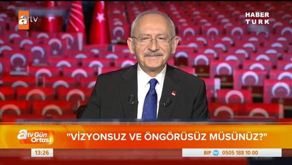 CHP Genel Başkanı Kemal Kılıçdaroğlu 6 dakika içinde kendini böyle yalanladı | Video