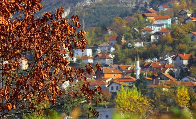 Bosna Hersek'te sonbahar