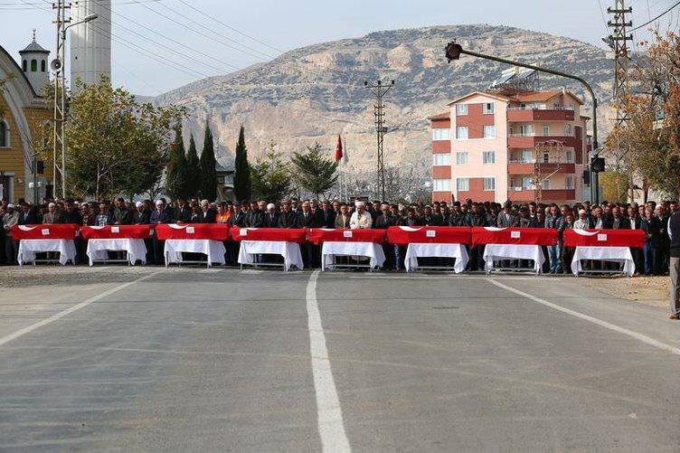 Ermenek'teki madencilere son görev