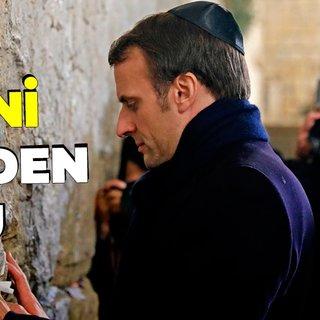 Fransa Cumhurbaşkanı Macron, İsrail polisi ile tartıştı! İsrail polisine kızan Macron, onları kiliseden kovdu