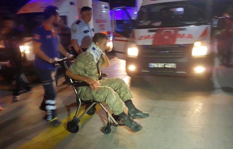 Alay Komutanlığı'nda asker kavgası haberinin fotoğrafları