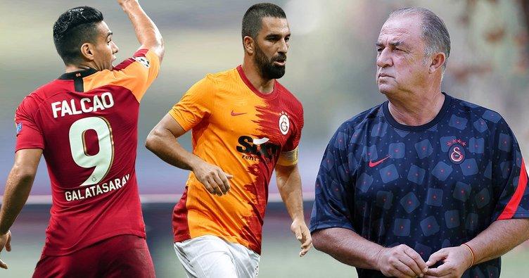 Galatasaray Teknik Direktörü Fatih Terim'den Arda Turan ve Radamel Falcao sözleri!