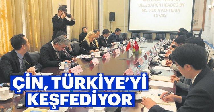 Çin, Türkiye'yi keşfediyor
