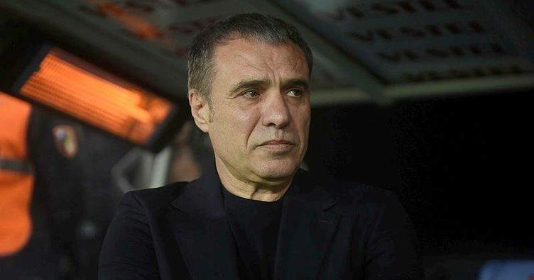 Antalyaspor'da Ersun Yanal sürprizi