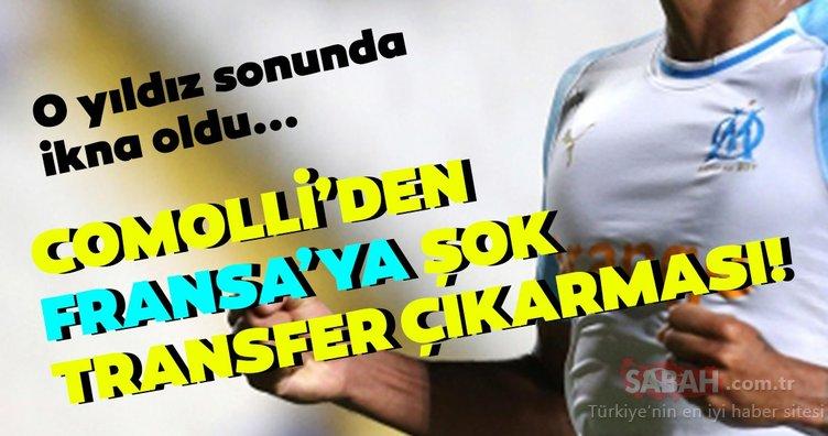 Fenerbahçe'den son dakika transfer gelişmesi: Comolli'den sevindiren haber! Fransa'ya transfer çıkarması!