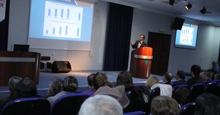 Uluslararası Marmara Fen Ve Sosyal Bilimler Kongresi başladı
