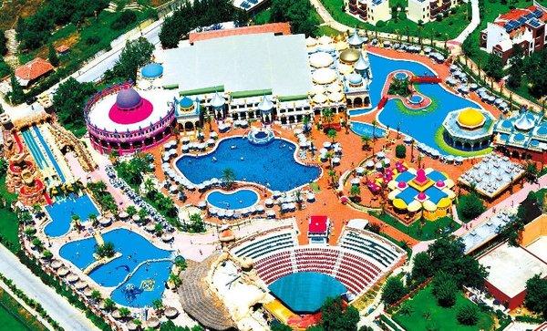 En özel De Luxe 10 otel