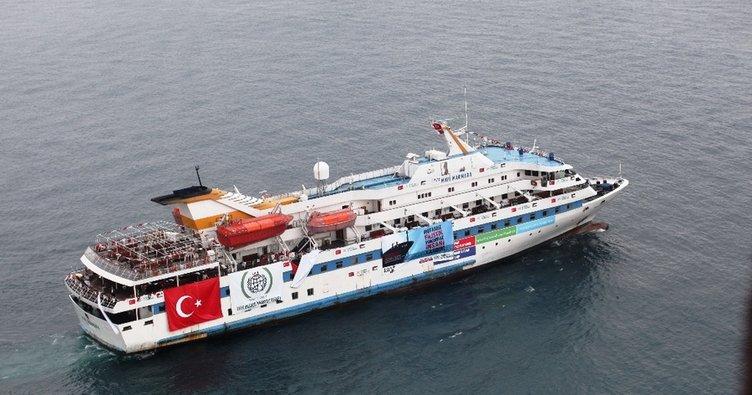 Mavi Marmara ile ilgili flaş açıklama!