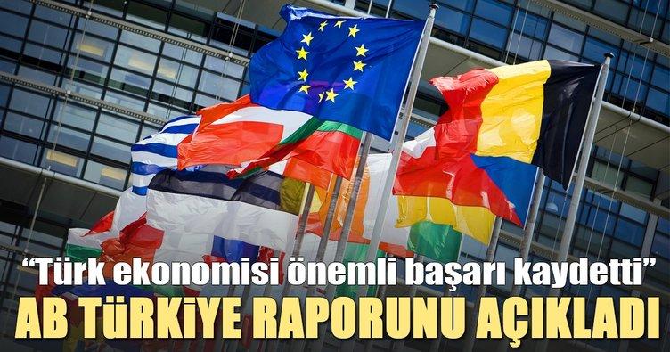 AB'nin Türkiye ilerleme raporu açıklandı