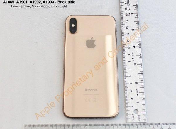 iPhone X'in gizemli modeli ortaya çıktı!