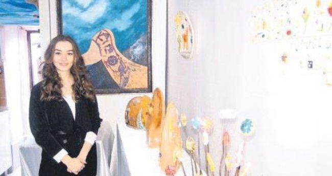 Seramik sanatçısı Köse'den 'Çocuksu Dokunuş' sergisi