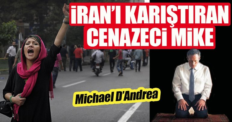 İran Başsavcısı: Michael D'Andrea karıştırdı