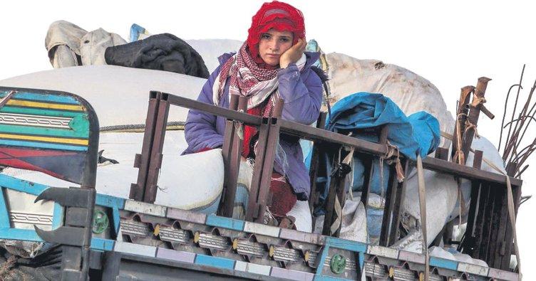 Teröristlerden Afrinli sivillere 'Kara Hapishane' tehdidi