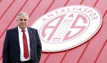 Cihan Bulut: Antalyaspor'un borcu 200 milyon