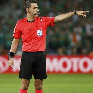 Benfica-Galatasaray maçını Ovidiu Hategan yönetecek