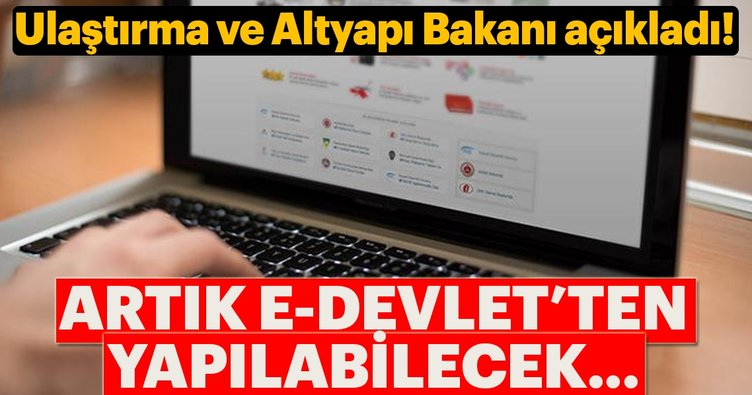 Bakan Turhan açıkladı: 'Cep'te abonelik artık dijital ortamda…