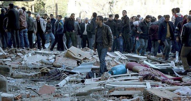 Diyarbakır saldırısını terör örgütü PKK üstlendi