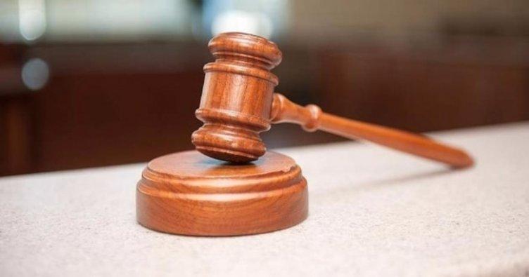 İtirafçı eski savcıya 2 yıl 2 ay hapis