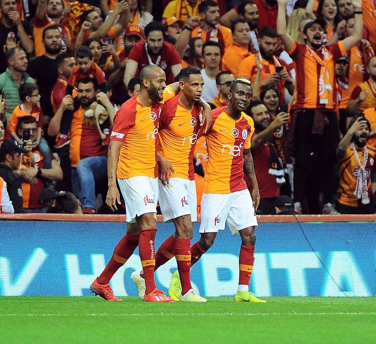 Galatasaray - Başakşehir maçı ne zaman saat kaçta hangi kanalda? Muhtemel 11´ler...