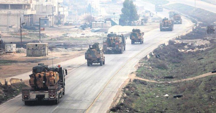 YPG'nin İdlib oyunu