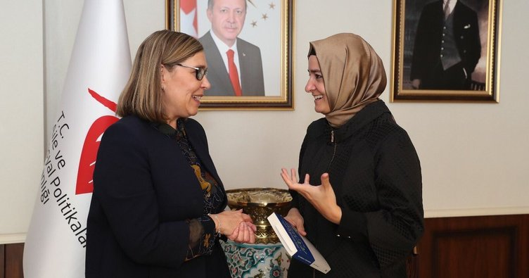 Finlandiya'nın Ankara'daki dördüncü kadın büyükelçisi