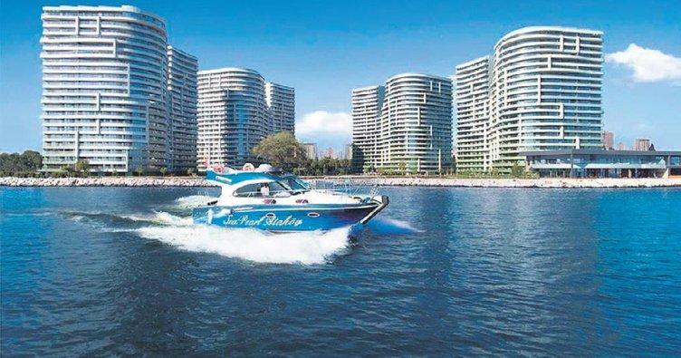 SeaPearl Ataköy küresel yatırımcı vitrininde