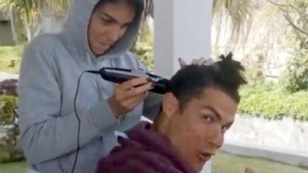 Ünlü futbolcu Cristiano Ronaldo'nun sevgili Georgina Rodriguez ile çektiği video olay oldu   video