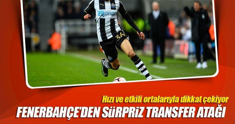 Fenerbahçe'den El-Mhanni sürprizi