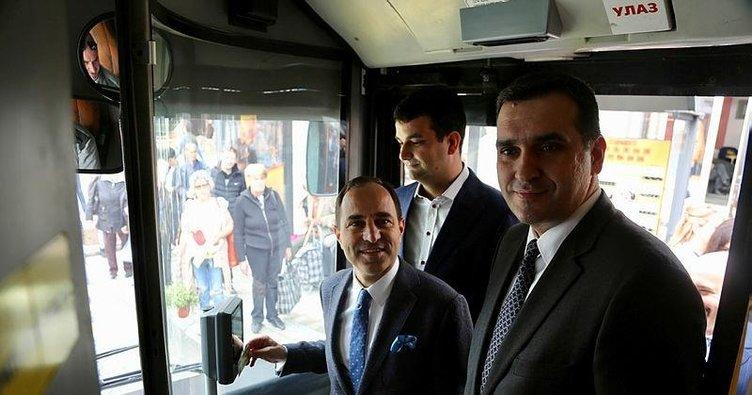 Sırbistan'da ulaşım Türk sistemiyle daha rahat