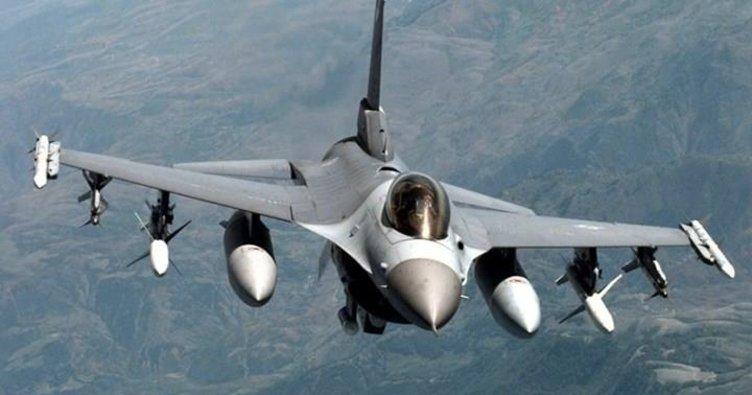 Zap'a hava harekâtı: 4 terörist öldürüldü