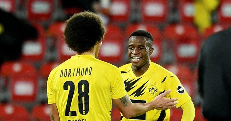 Union Berlin 2-1 Borussia Dortmund   MAÇ SONUCU