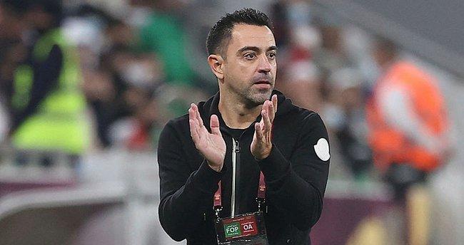 Xavi Hernandez teknik direktörlük kariyerine kupalarla başladı! 2 senede 7 şampiyonluk...
