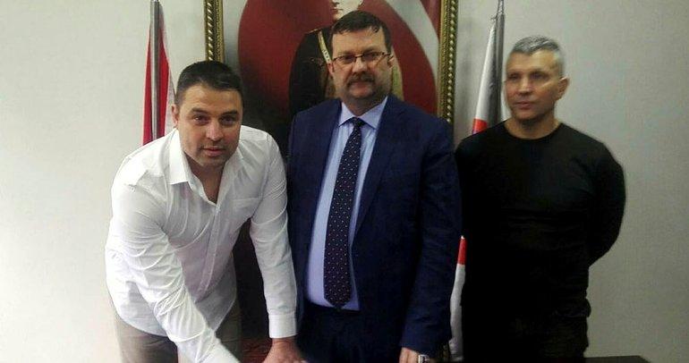 Fatih Akyel'in yeni takımı...