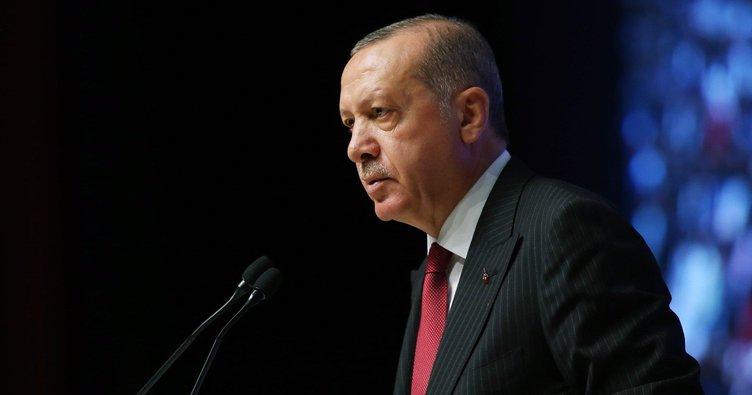 Başkan Erdoğan'dan Başakşehir'e tebrik