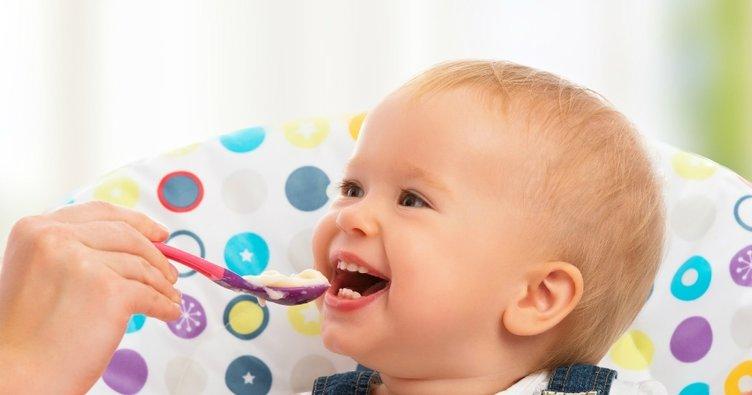 30 adımda bebek beslenmesi