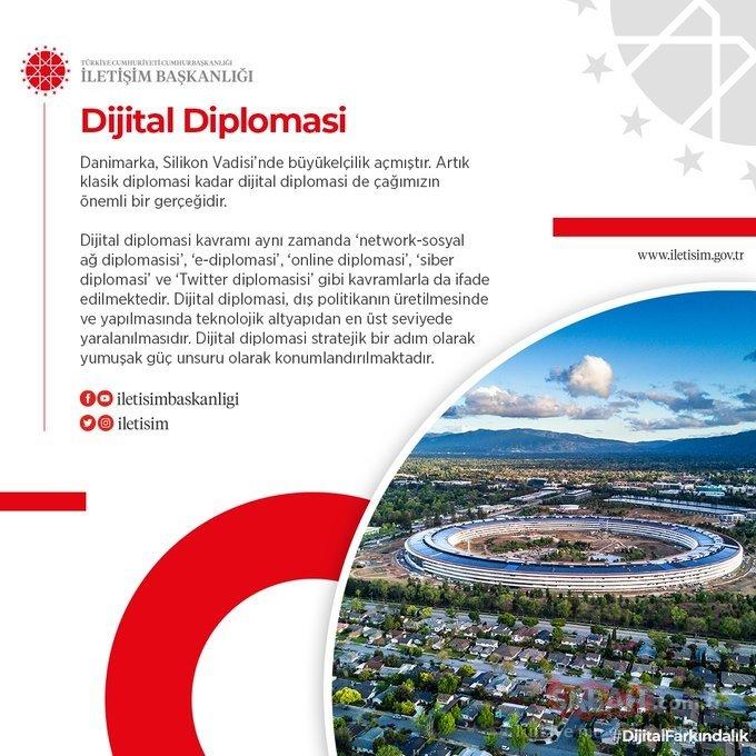 İletişim Başkanı Altun'dan, 'Dijital farkındalık' çağrısı