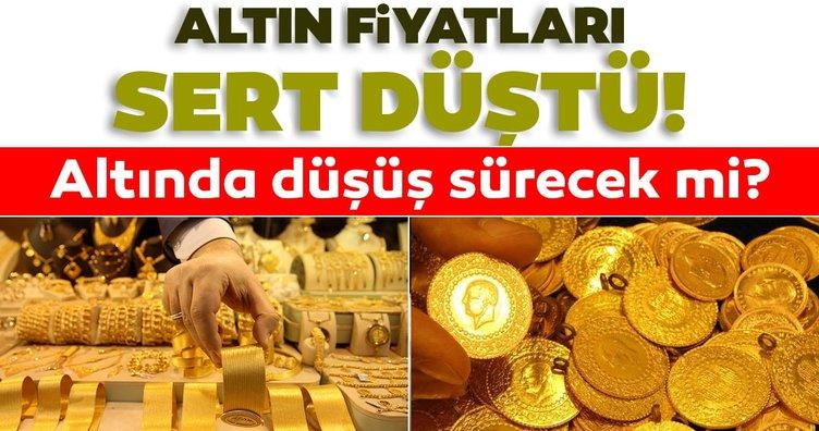SON DAKİKA HABER! Altın sert düştü! Uzman isimden kritik altın yorumu geldi: Altın fiyatlarında düşüş sürecek mi?