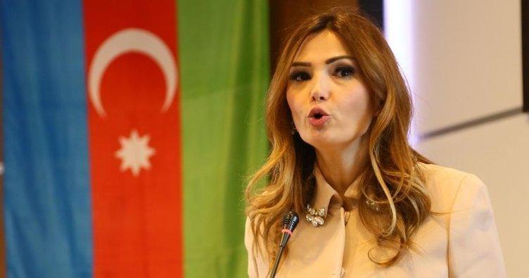 Ganire Paşayeva'dan Batılı ülkelere Karabağ ve Afrin tepkisi