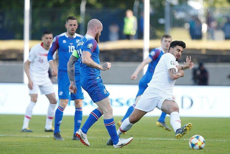 Levent Tüzemen İzlanda - Türkiye maçını değerlendirdi