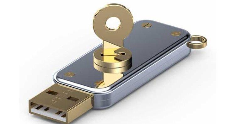 USB belleğinizi korumanın 3 kolay yolu!