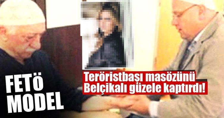 Teröristbaşı masözünü Belçikalı güzele kaptırdı!