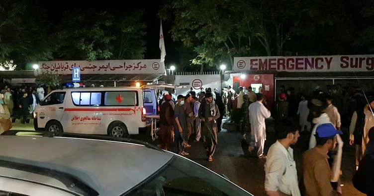 Afganistan Kabil'deki terör saldırılarında bilanço ağırlaşıyor! 90 ölü 150 yaralı